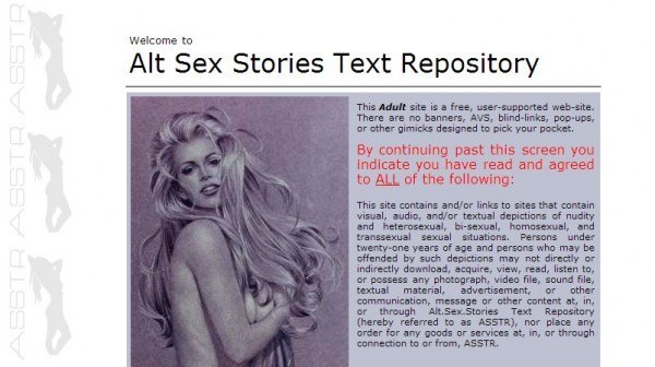 Alt Sex Story Repository 2