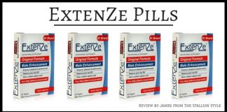 ExtenZe pills bottles
