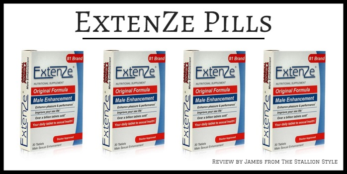 Extenze Male Enhancement Facts