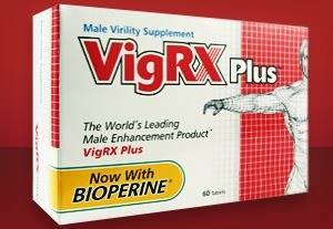 Box Of VigRX Plus Capsules