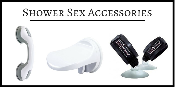 best shower sex accessories