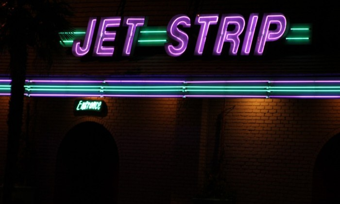 jet strip club