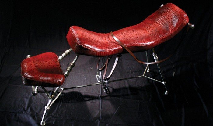 Exclusive Tally Ho Chair From Mark Brazier Jones