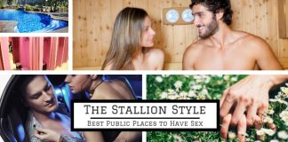 best public places for sex