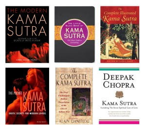Top 6 Kamasutra Books