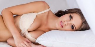 Beautiful Woman in Morning1