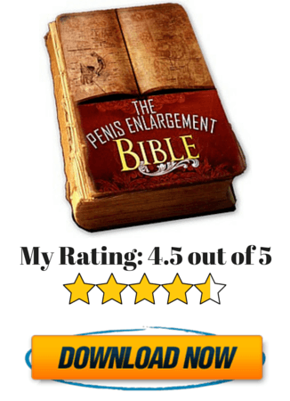 penis enlargement bible rating