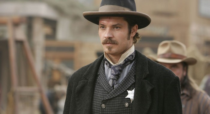 Seth Bullock deadwood