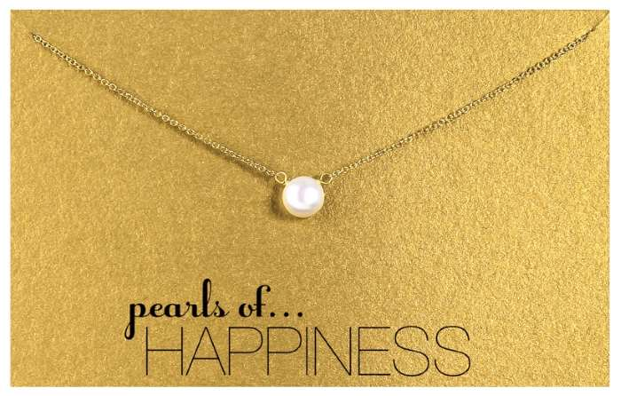 pearls of happiness