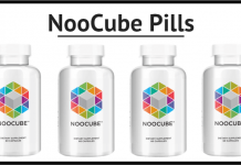NooCube bottles of pills
