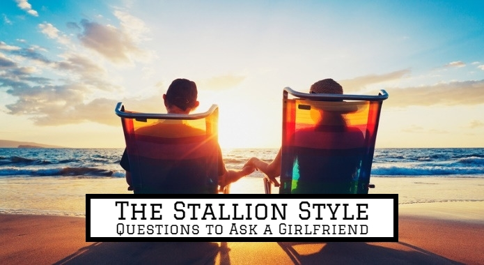 ten questions to ask your girlfriend
