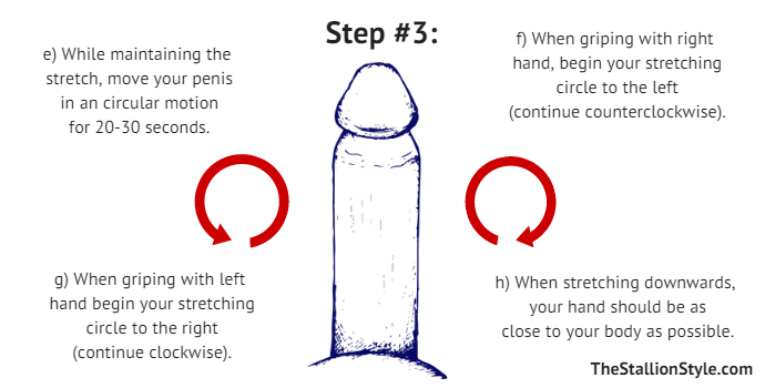 how to get a bigger penis manually