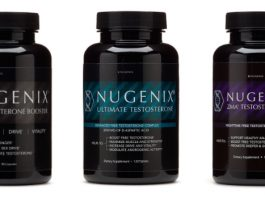 Nugenix products
