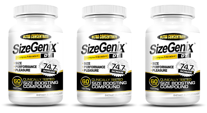 sizegenix bottles