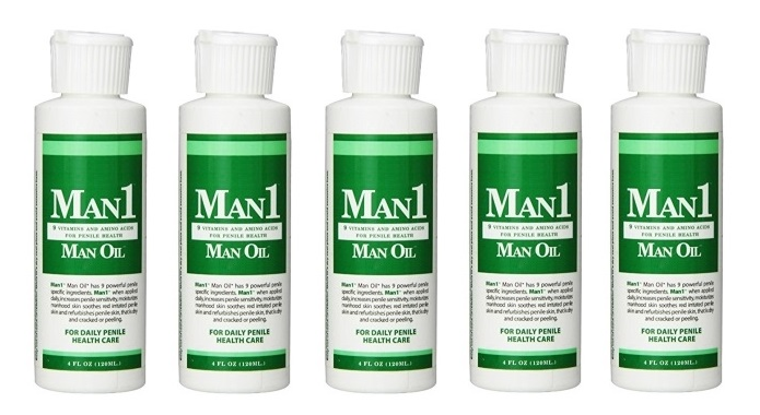 Man1 Man Oil featureed