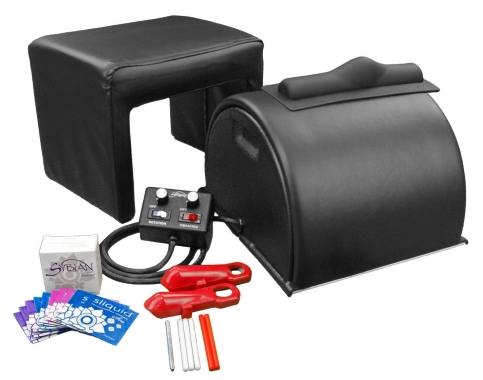 sybian black main package