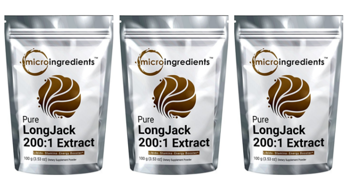 Longjakc extract by Microingredients
