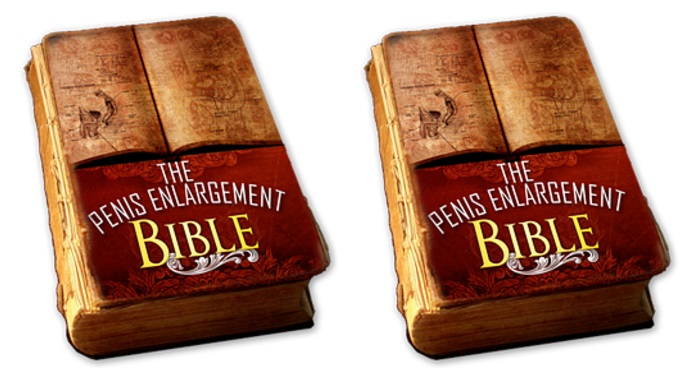the penis enlargement bible