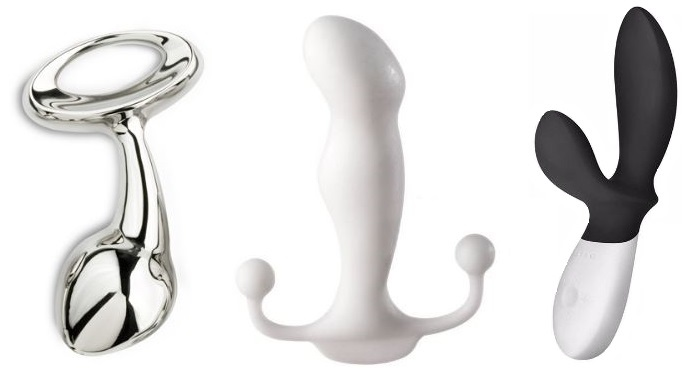 Prostate Massagers B