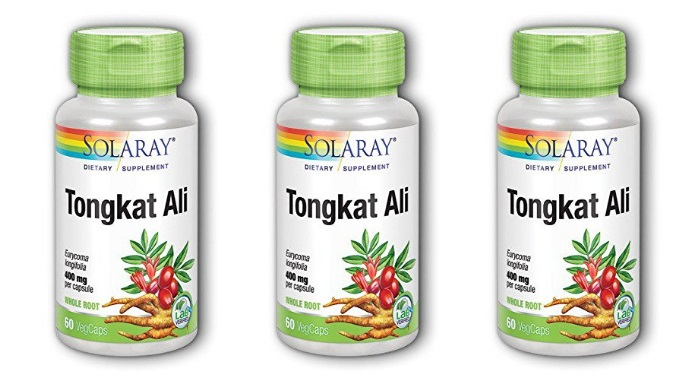 Tongkat Ali Extract by Solaray