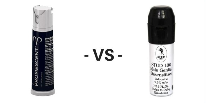 Promescent vs Stud100