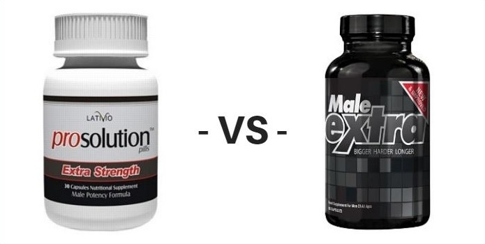 prosolution vs male extra