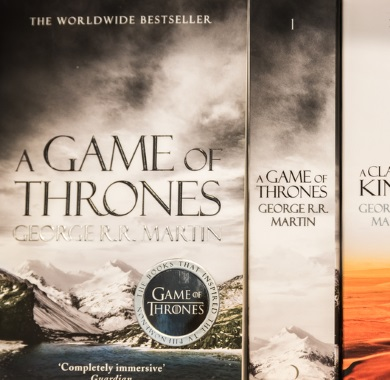Game of Thrones books mobile