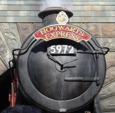 Hogwarts express mobile