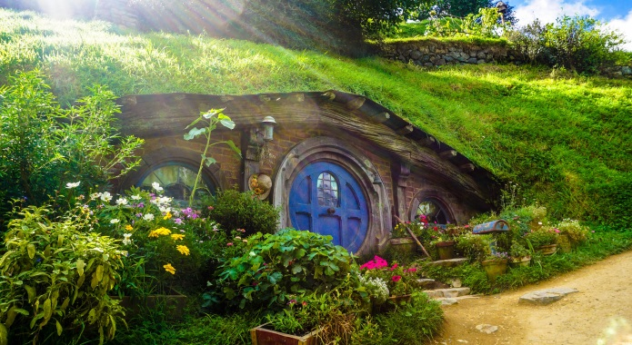 hobbit hole desktop