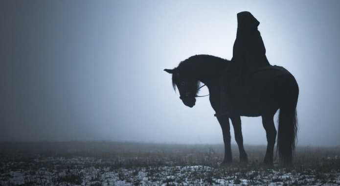 nazgul on horse desktop