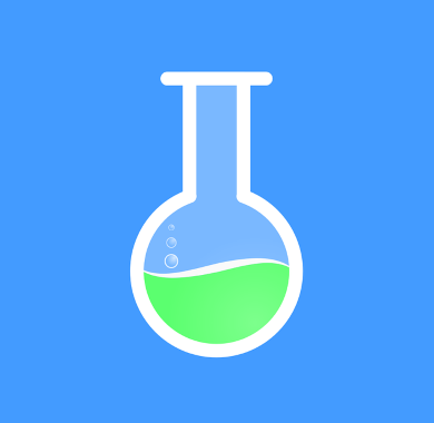 test tube for chemist mobile