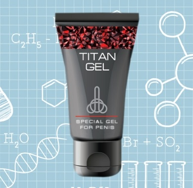 Titan Gel Ingredients template mobile