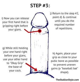 Dick growth tips