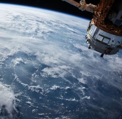 earth from space mobile