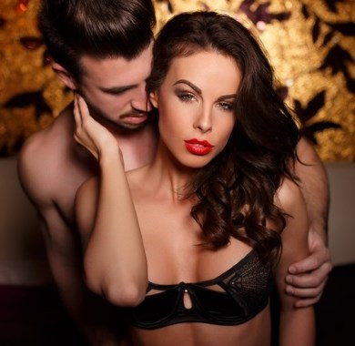 sexy-young-couple-during-foreplay mobile