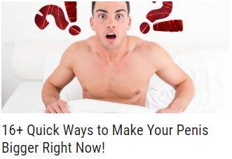 stall penis methods