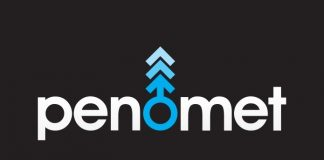 Logo for penomet hydro pump