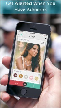 Sway - Swipe, Chat & Date Dating Application