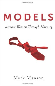 The Cover Page Of Models By Mark Manson
