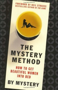 The Mystery Method Cover Page