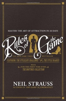 The Rules Of The Game Luxury Bookcover