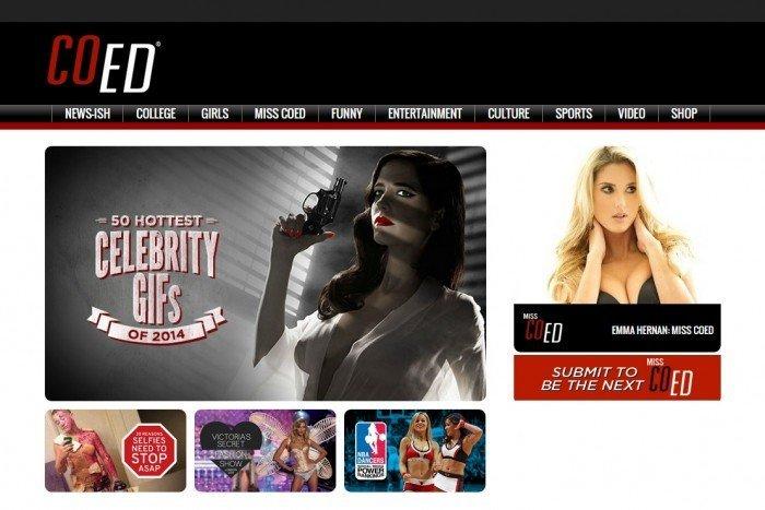 co ed screenshot