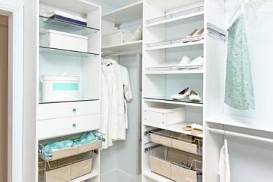 Home Closet For A Great Quickie