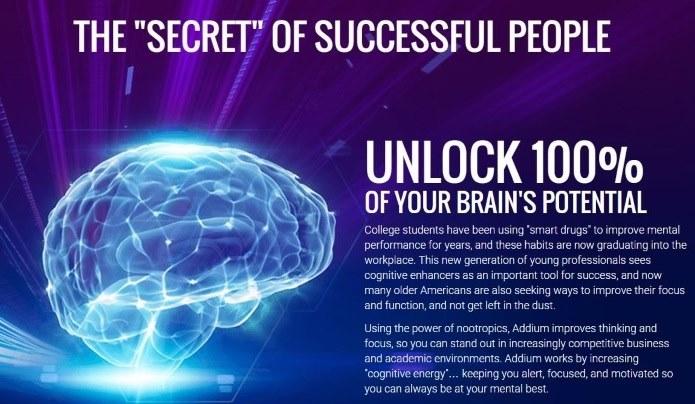 addium brain picture