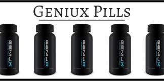 Geniux bottles