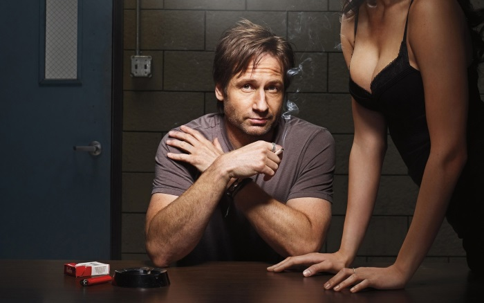 californication hank moody