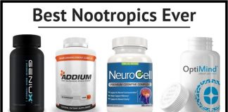 list of best nootropics