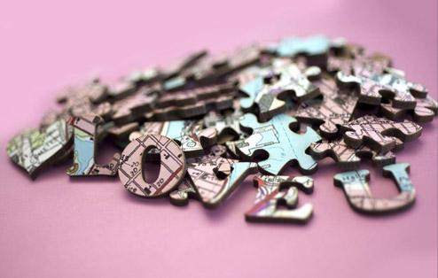 jigsaw romantic puzzle