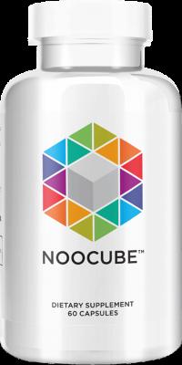 NooCube bottle