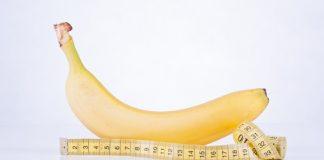 banana penis size